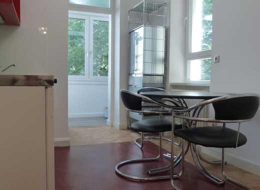 Klein aber mein - teilmöblierte 1,5 Zimmerwohnung in Stuttgart-Süd zu vermieten