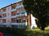 Exklusive gepflegte 3-Zimmer-EG-Wohnung mit Balkon