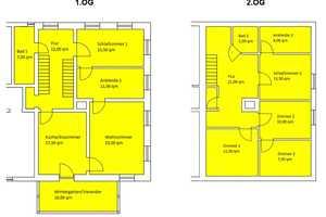 6 Zimmer Wohnung in Miesbach (Kreis)