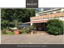 Frankfurt - Eschersheim Idyllische Gartenwohnung in