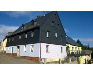 Gepflegtes, vollmöbliertes Einfamilien-Wohnhaus im Naturpark Frankenwald in Nordhalben