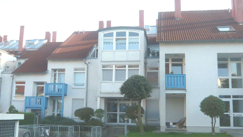 Individuelle Galeriewohnung mit zwei Balkonen!