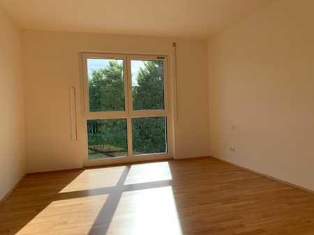 Erstbezug - traumhafte barrierefreie 3-Zimmer-Wohnung in Göggingen in Göggingen