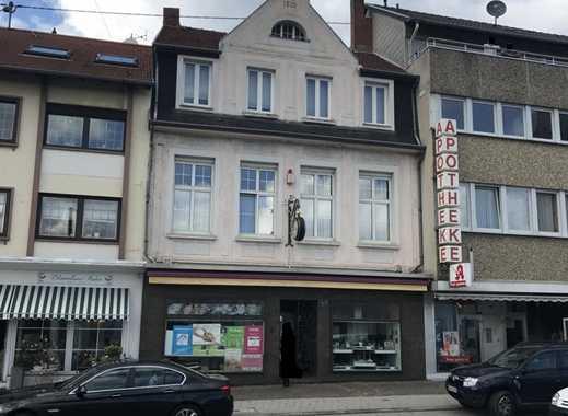 entwicklungsfähiges, stilvolles Wohn-/Geschäftshaus im Zentrum von Heusweiler