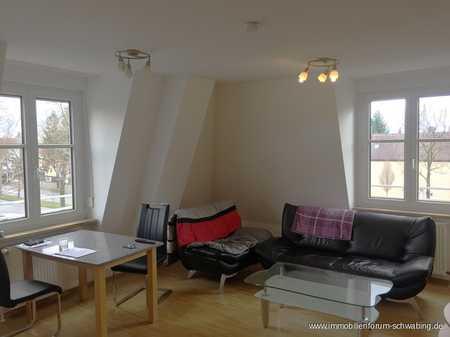 An Paar oder Einzelperson: Helle komplett möblierte 2-Zimmer Wohnung in Berg am Laim zu vermieten in Berg am Laim (München)