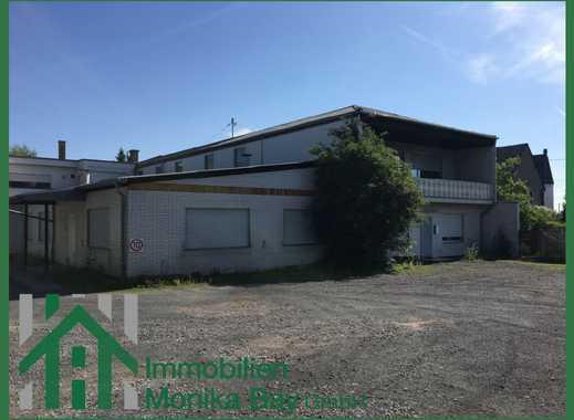 Zwangsversteigerung: Gewerbe-/Wohngebäude mit Wohnhaus und Garagen Nähe Mayen