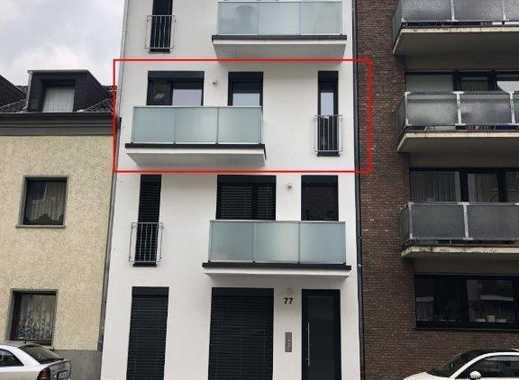 Ansprechende lichtdurchflutete 2 Zimmer Wohnung mit 2 Balkonen im 2. OG in Buchheim, Köln
