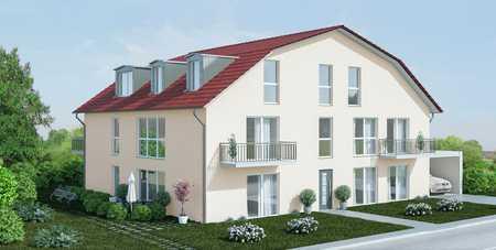 Neubau: moderne 2-Zimmer-Wohnung mit EBK und Balkon in Trudering, München in Trudering (München)