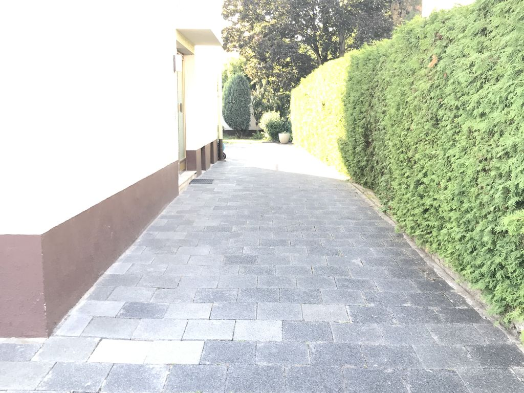 Zugang zum Haus