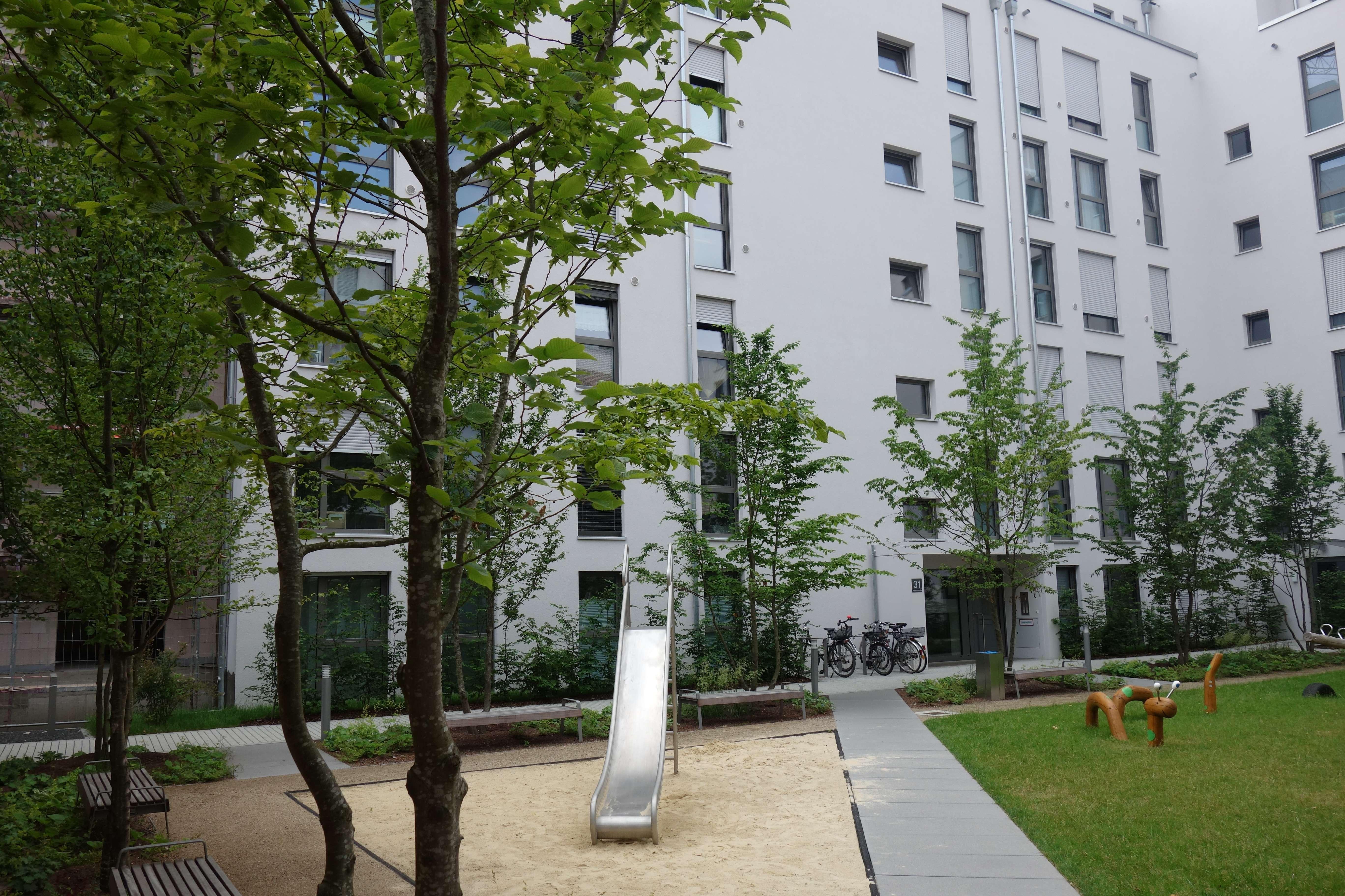 Prima Penthouse-Wohnung mit Dachterrasse in Nürnberg - St. Johannis in Bielingplatz (Nürnberg)