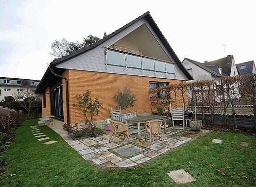 Freistehendes Einfamilienhaus in Top-Zustand und begehrter Wohnlage von Siegburg