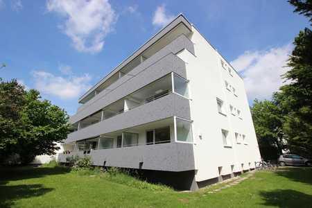 Vollständig renovierte 1-Zimmer-Wohnung mit Balkon und Einbauküche in Neu-Ulm in Neu-Ulm (Neu-Ulm)