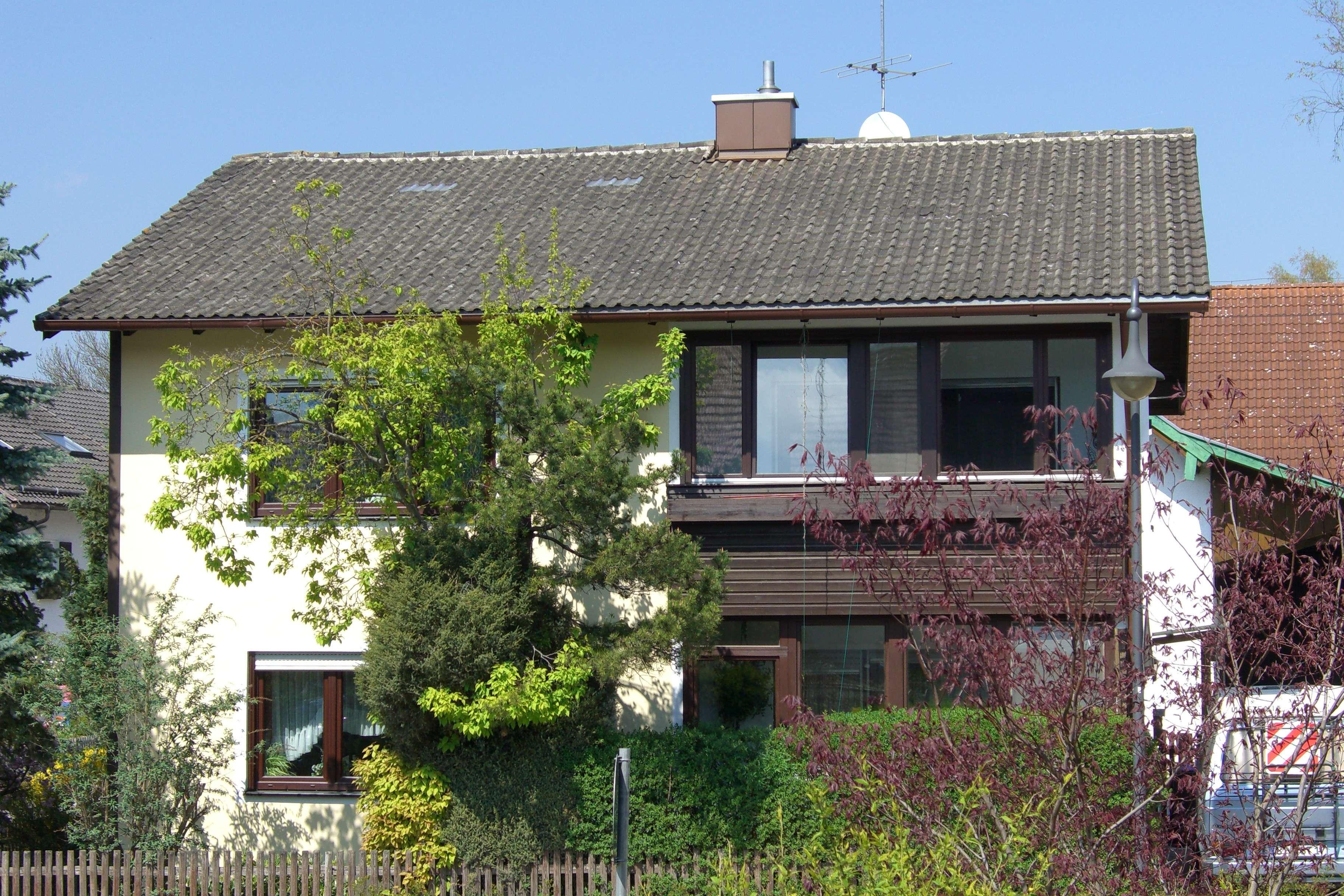 Weßling-Hochstadt,  2,5-Zimmer-Erdgeschosswohnung