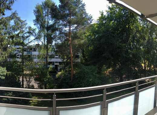 Helle 3 Zimmer Wohnung in Meerbusch mit Ausblick ins Grüne