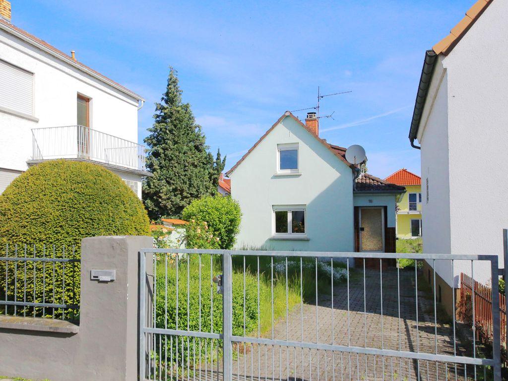 Haus Kaufen Bürstadt