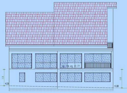 Neubau statt Altbau - attraktives Baugrundstück mit Baugenehmigung am Rande der Kernstadt