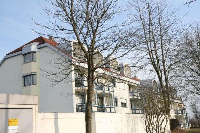 Gepflegte 3-Raum-Wohnung mit Balkon in Kissing in