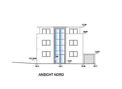 3,5 Zimmer Terrassenwohnung mit Balkon in Dortmund-Schüren, Erstbezug