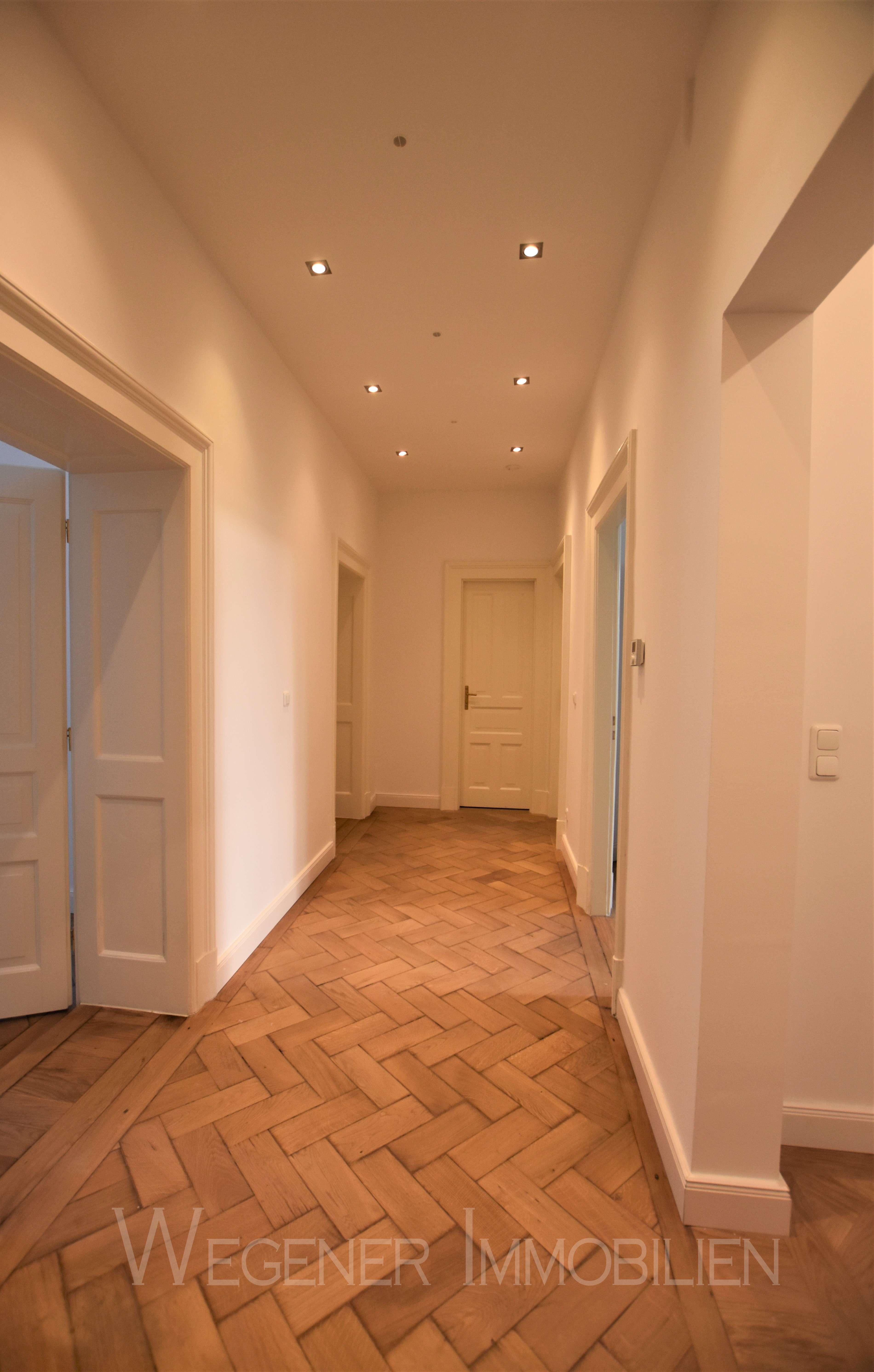 ***Exklusiv*** Erstbezug nach Kernsanierung! 4 -Zimmer Wohnung - Maxvorstadt! in Maxvorstadt (München)