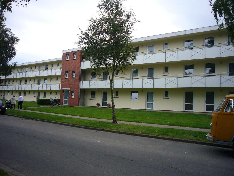 Gemütliche Wohnung in Rentnerwohnanlage