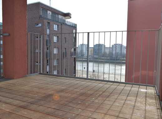 Keine Kompromisse ! Wohnen als Erholung : 3 Zimmerwohnung mit Balkon und Mainblick