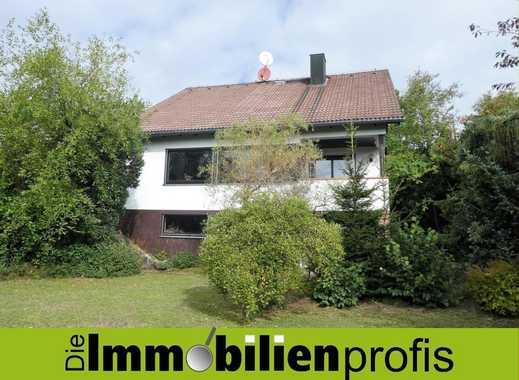 Besonders: Extravagantes Einfamilienhaus mit großem Garten in Rehau