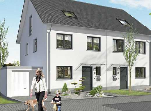 Neubau Doppelhaushälfte in Grünstadt