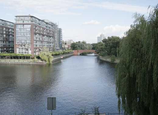Erstbezug - 4 Zimmer Wohnung mit Balkon und Spreeblick - mit Tiefgarage - frei ab sofort