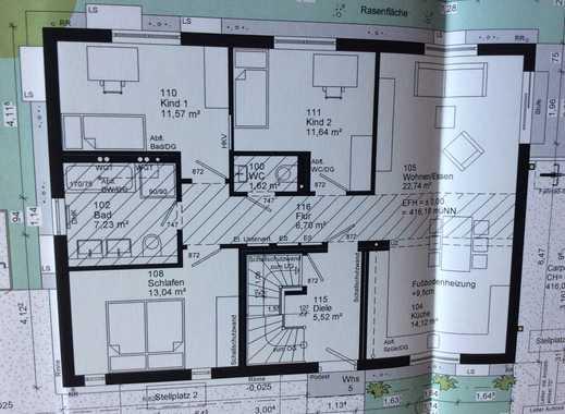 Erstbezug: stilvolle 4-Zimmer-EG-Wohnung mit Balkon in Pliezhausen
