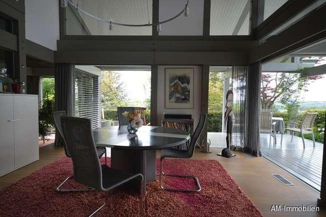 Modernes Huf Haus In Phantastischer Und Ruhiger Aussichtslage