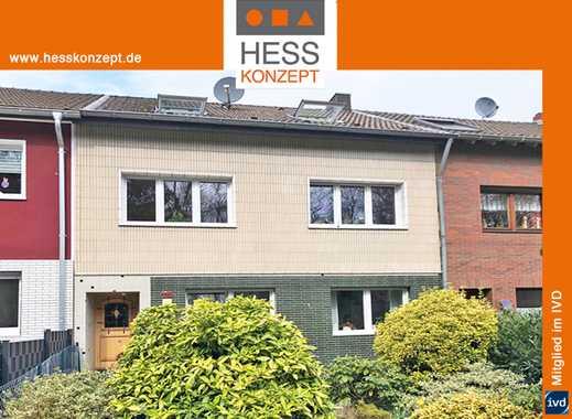 EXPOSÉ ANFORDERN: 4-Zimmer-Wohnung + Garage frei werdend, ein Appartement inklusive...