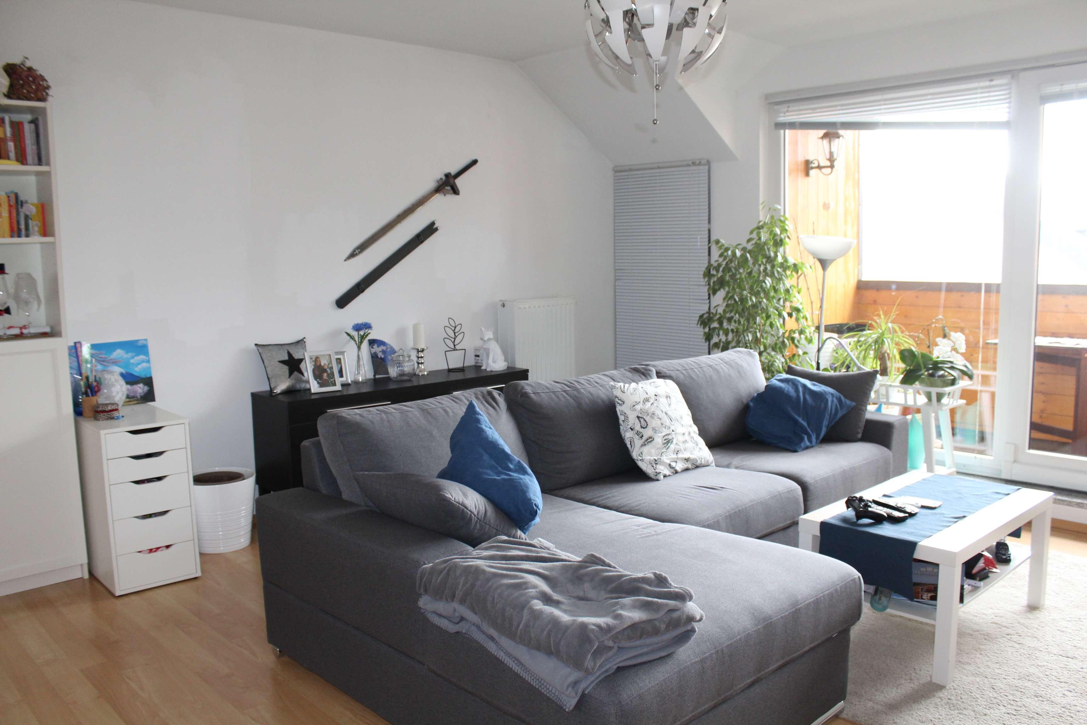 Schöne, geräumige 2,5 Zimmer Wohnung in München (Kreis), Kirchheim bei München