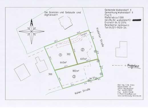 2.060m² Baugrundstück mit hoher Ausnutzung-(MI-O-II. GFZ 0.50) -Wohnen und/oder Gewerbe möglich!!