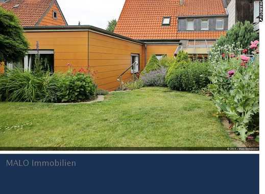 Ansprechend und gepflegt! Doppelhaushälfte in Wolfenbüttels Toplage