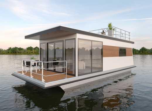 Hausboot - Schwimmendes Ferienhaus in der Hansestadt Bremen