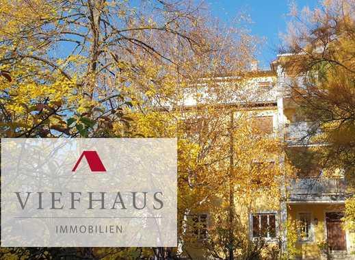 Eigentumswohnung im Hochpaterre in gepflegter, kleiner Wohnanlage am Ringpark (Erbpacht)
