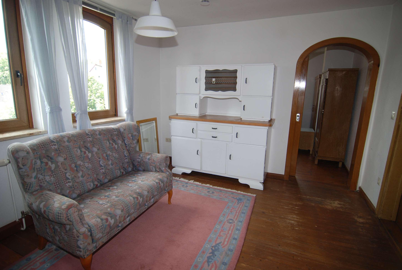 Möblierte 1,5-Zimmer-Wohnung in Neustadt bei Coburg, zentrumsnah in Neustadt bei Coburg