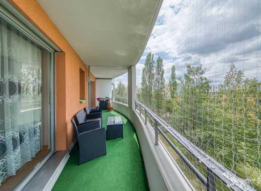 MODERNE -WUNDERSCHÖNE 2 Zimmer Wohnung Milbertshofen Am Hart - mit Mega Balkon