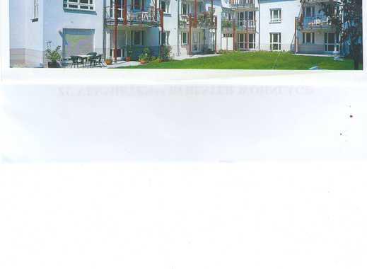 Nbg.-Tiergarten: Ruhige 2,5-Zi.-Maisonette-Wohnung mit Balkon und EBK