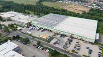 Großzügige Lager Logistikflächen mit 13