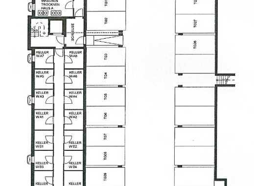 Tiefgaragenstellplatz 28 in der Rathsbergstr. 44 - 50 zu vermieten