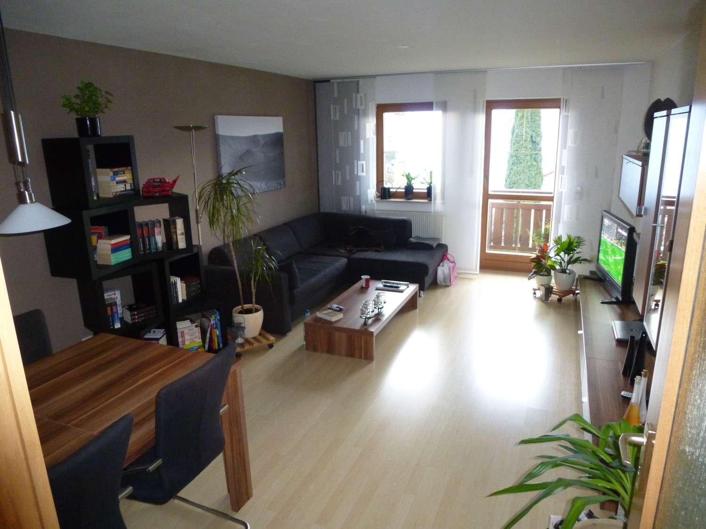 Moderne gemütliche 2 ZKB - Wohnung