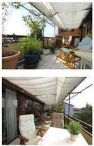 Schöne vier Zimmer Maisonette- Dachgeschoss