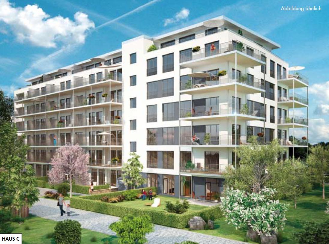 CityCentral 4-Zimmer-Wohnung mit Trrasse und Garten in Nürnberg in Glockenhof (Nürnberg)