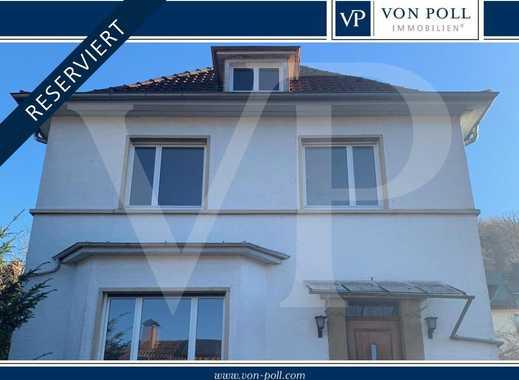 VON POLL Freistehende Villa in Bestlage Neckargemünd