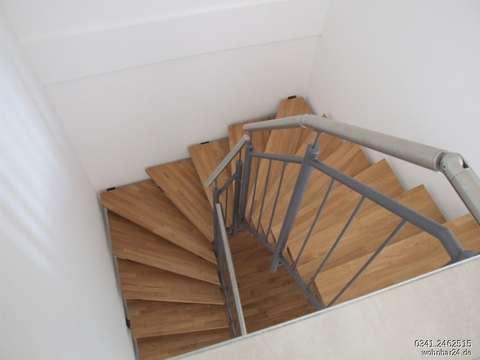 Erstbezug 5 Raum Maisonette Im Dach Loggia Balkon Zwei