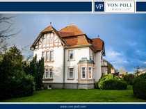 Historische Villa nahe der Oste