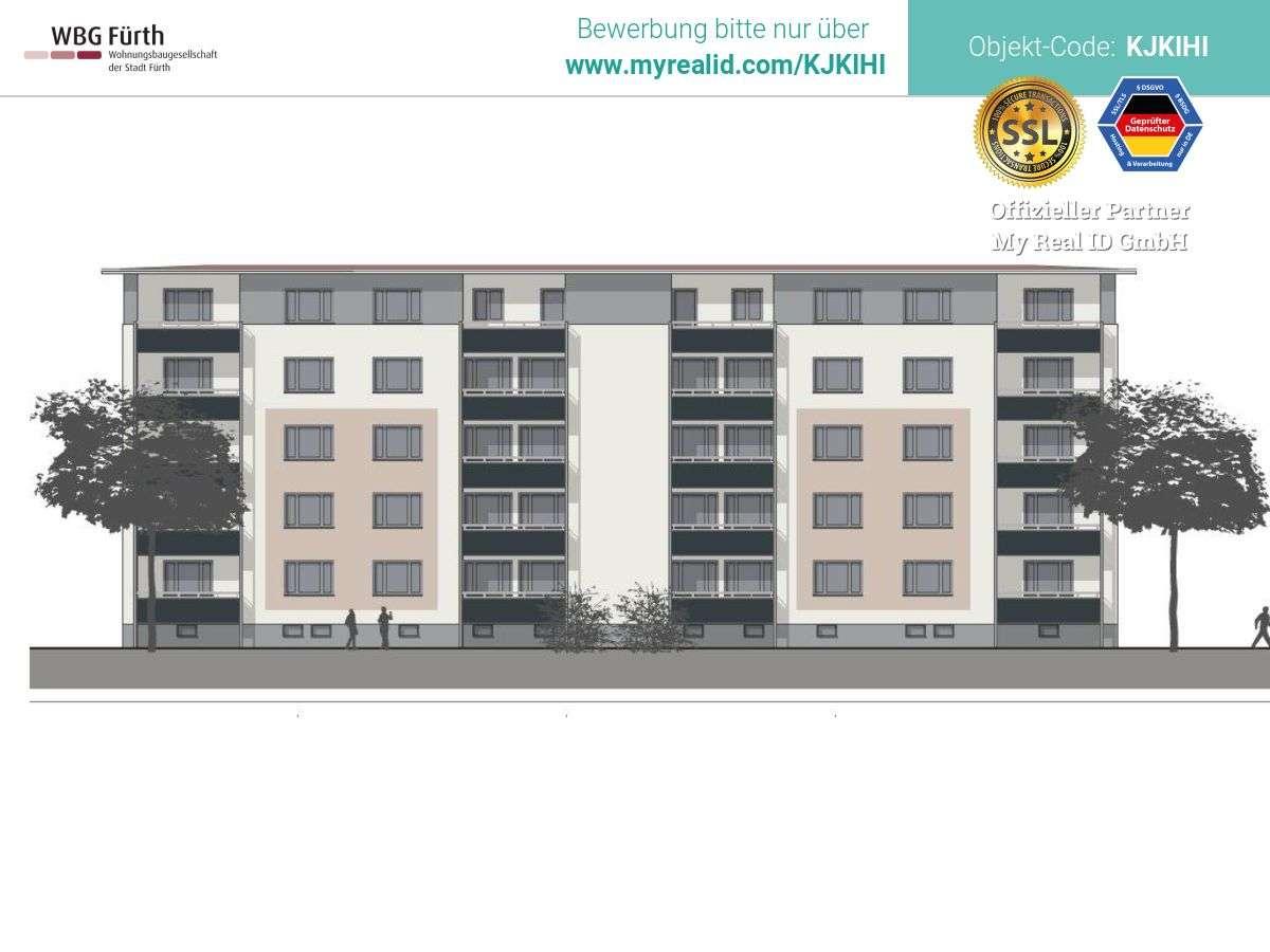 Modernisierte 3-Zimmer Wohnung mit Balkon und Aufzug - Erstbezug nach Modernisierung !