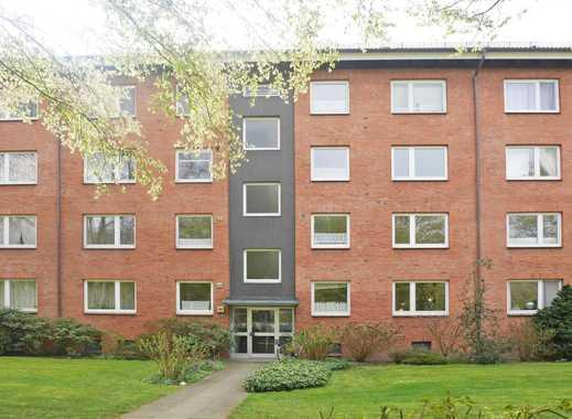 Geräumige 2-Zimmer-Wohnung mit Balkon auf einem Erbbaurechtsgrundstück