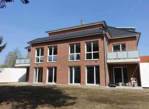 - Neubau – 3- Zimmer-Wohnung im 1. OG mit Balkon in Hellendorf